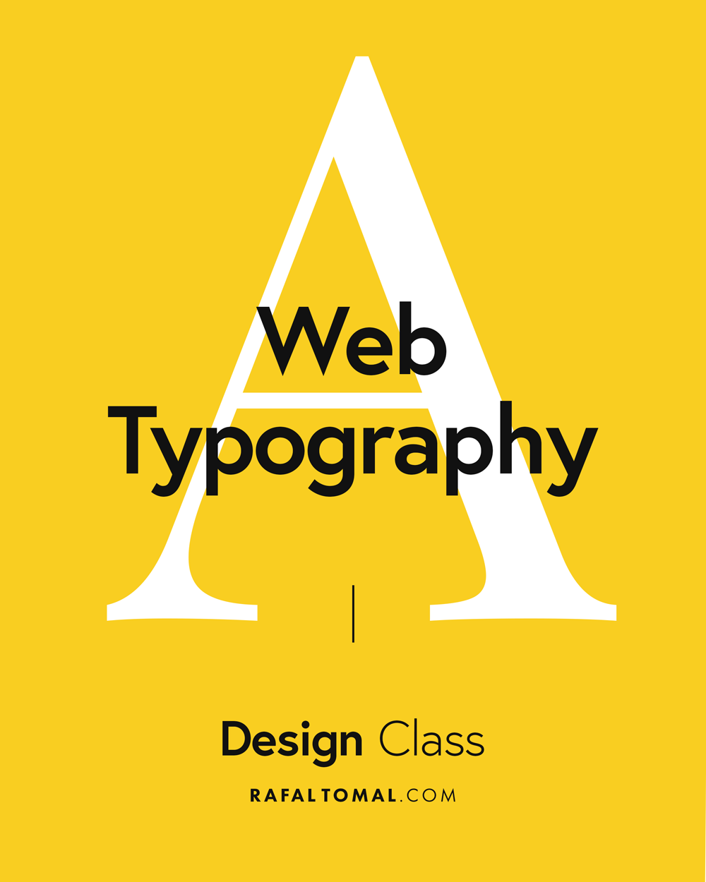 Web Typography Online Course