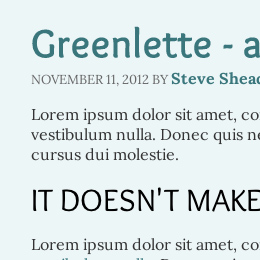 greenlette