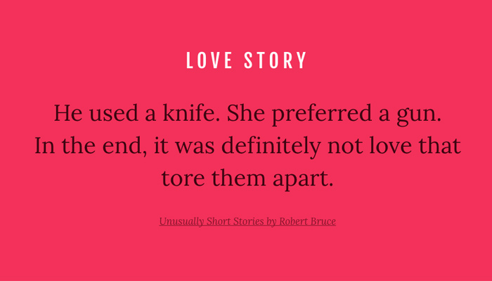 Short story about love story